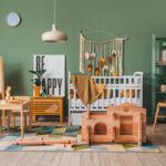 Opter pour une chambre de bébé évolutive